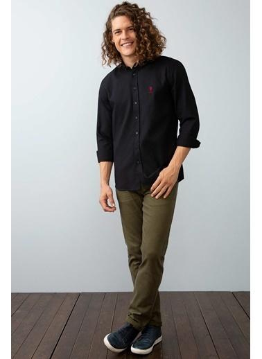 U.S.Polo Assn. Gömlek Siyah